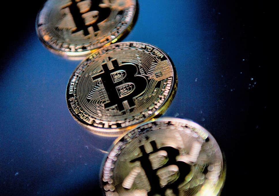 Bitcoin's bumpy